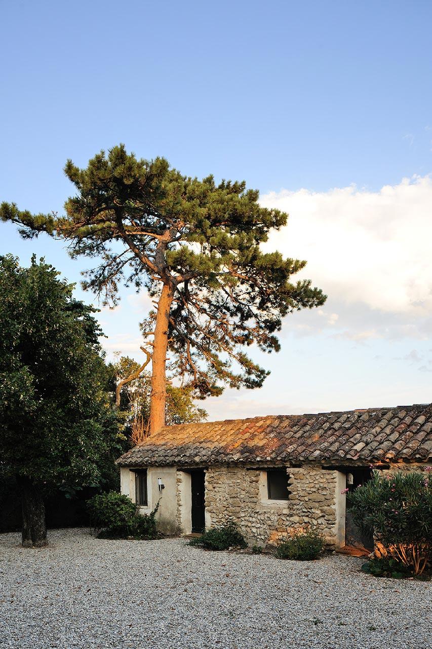Plan De Maison Mas De Provence bastide and mazet - the odylée estate - l'odylée - domaine