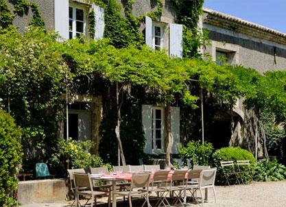 Bastide Provence - Domaine de l'Odylée à Plan de Dieu