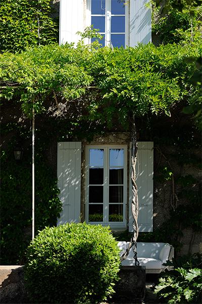Maison d'hôte en provence avec piscine - Domaine de l'Odylée
