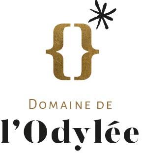 logo domaine de l'Odylée Provence plan de dieu vins français